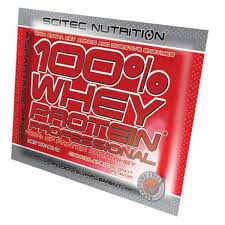 Scitec 100% Whey Protein Professional 30g