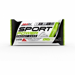 Amix Sport Power Energy Cake Bar s kofeinem 45g