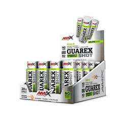 Amix Guarex® Energy & Mental SHOT 20x60ml