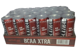 Activlab BCAA XTRA Drink 250ml - PACK 24ks