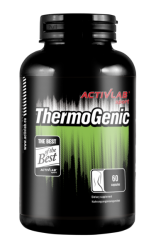 Activlab Thermogenic 60cps