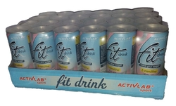Activlab Fit Drink 250ml  - PACK 24ks