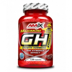 Amix Maximum GH Stimulant 120cps