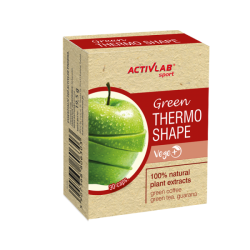 Green Thermo Shape 30 cps