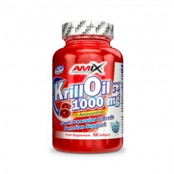 Amix™ Krill Oil 1000 60cps