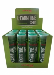 L-carnitine SHOT 12x80ml - forest fruit