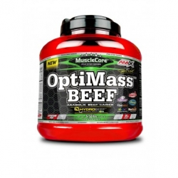 MuscleCore® OptiMass™ Beef Gainer 2500g