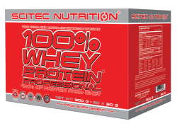 Scitec 100% Whey Protein Professional 30x30g